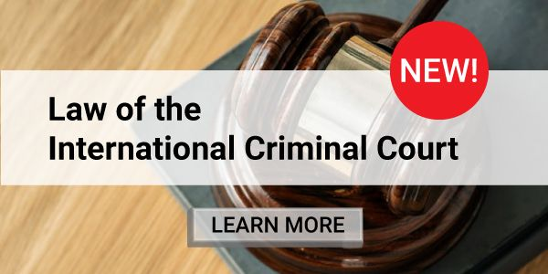 Law of the International Criminal Court